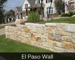 El Paso Wall