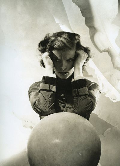 Cecil Beaton - Katherine Hepburn, 1936