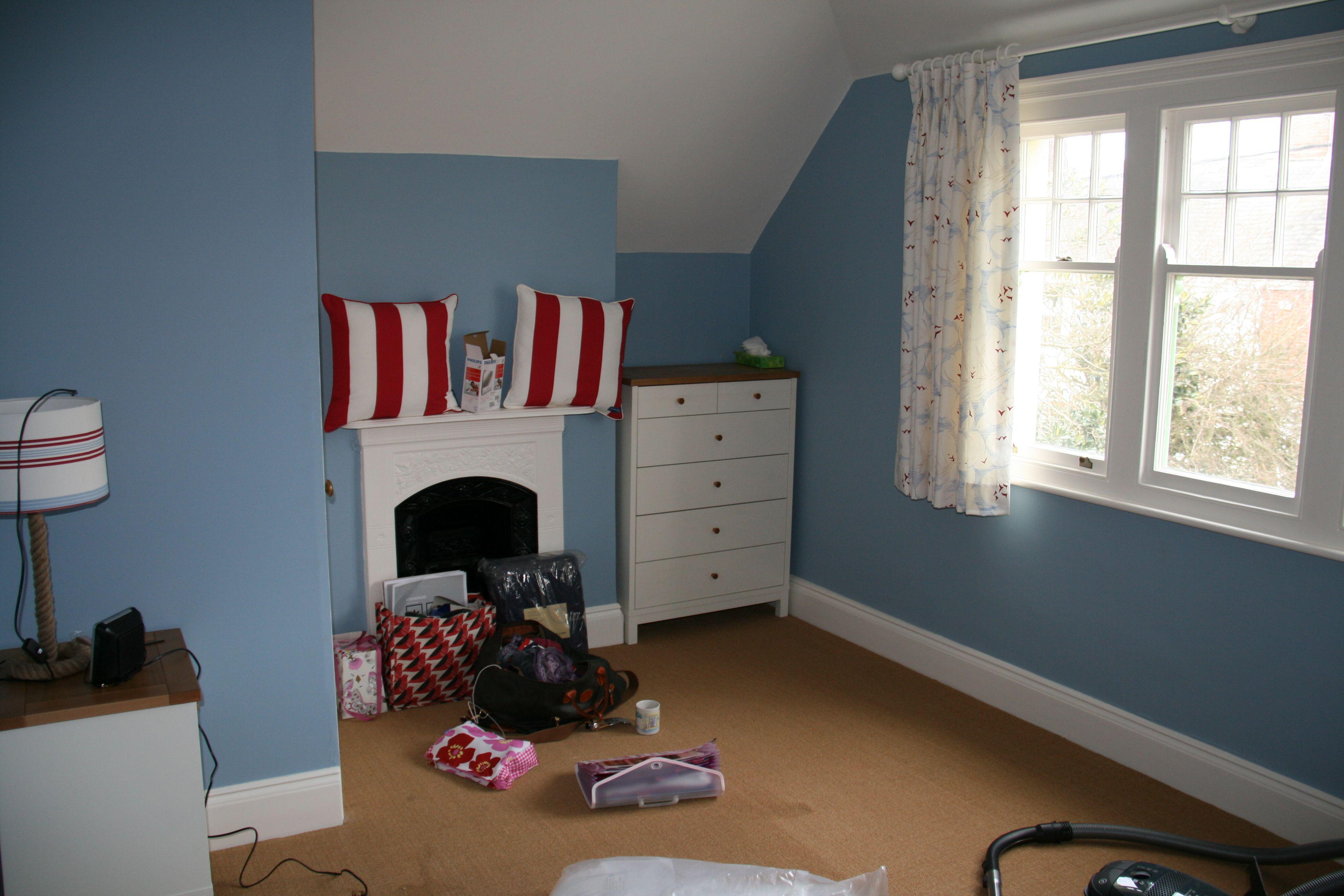 Best Lulworth Blue Toddler Bedrooms Boy Room Boys Bedrooms 400 x 300