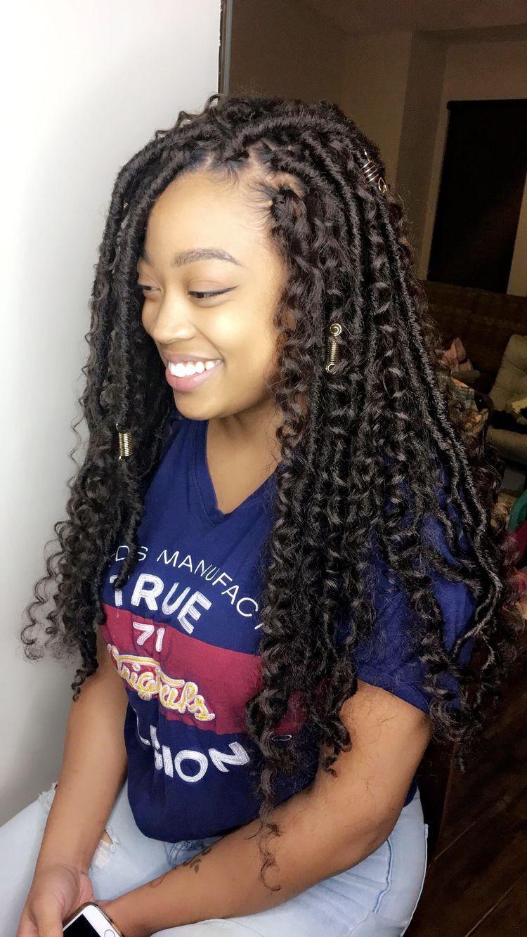 Pin by bea on braids dread look pinterest braids hair