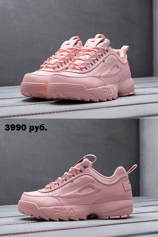 4835d870 Стильные женские кроссовки FILA! Кроссовки Fila Disruptor вдохновлены  технологичными беговыми моделями начала девяностых и выполн…