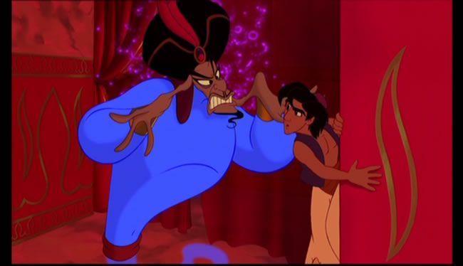 Aladdin The Return Of Jafar Disney The Return Of Jafar