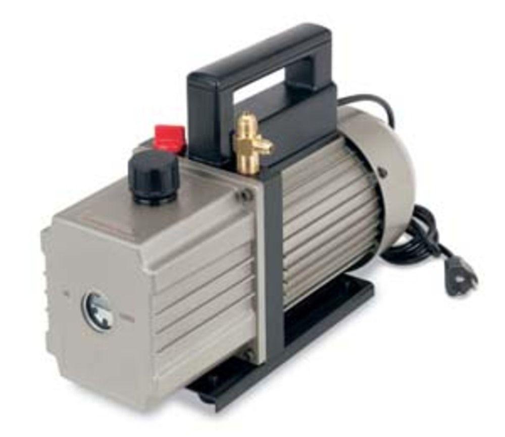 Fjc Inc 7 Cfm Vacuum Pump Single Stage Fj6916 Cools Down As