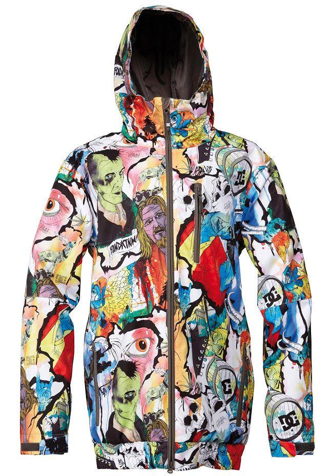 DC - Ripley SE Jacket bIzmut autumn g #planetsports #dc #jackets #winter #snow