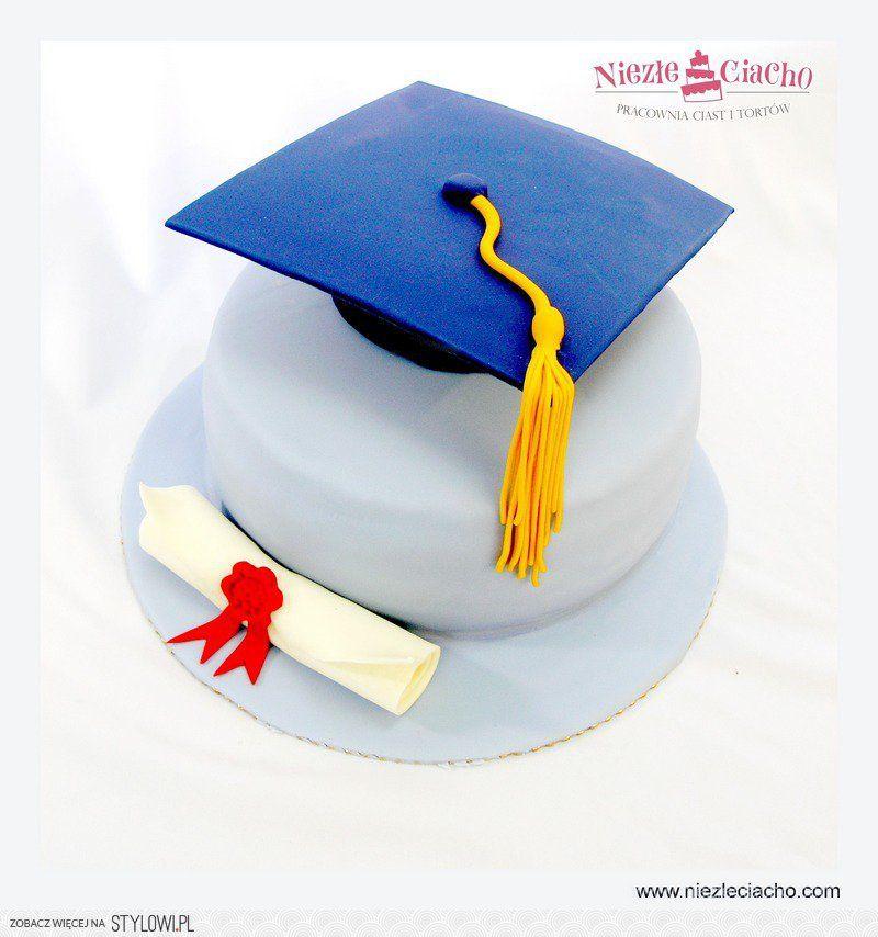Obrona Pracy Magisterskiej Obrona Pracy Licencjackiej Cake Academic Dress