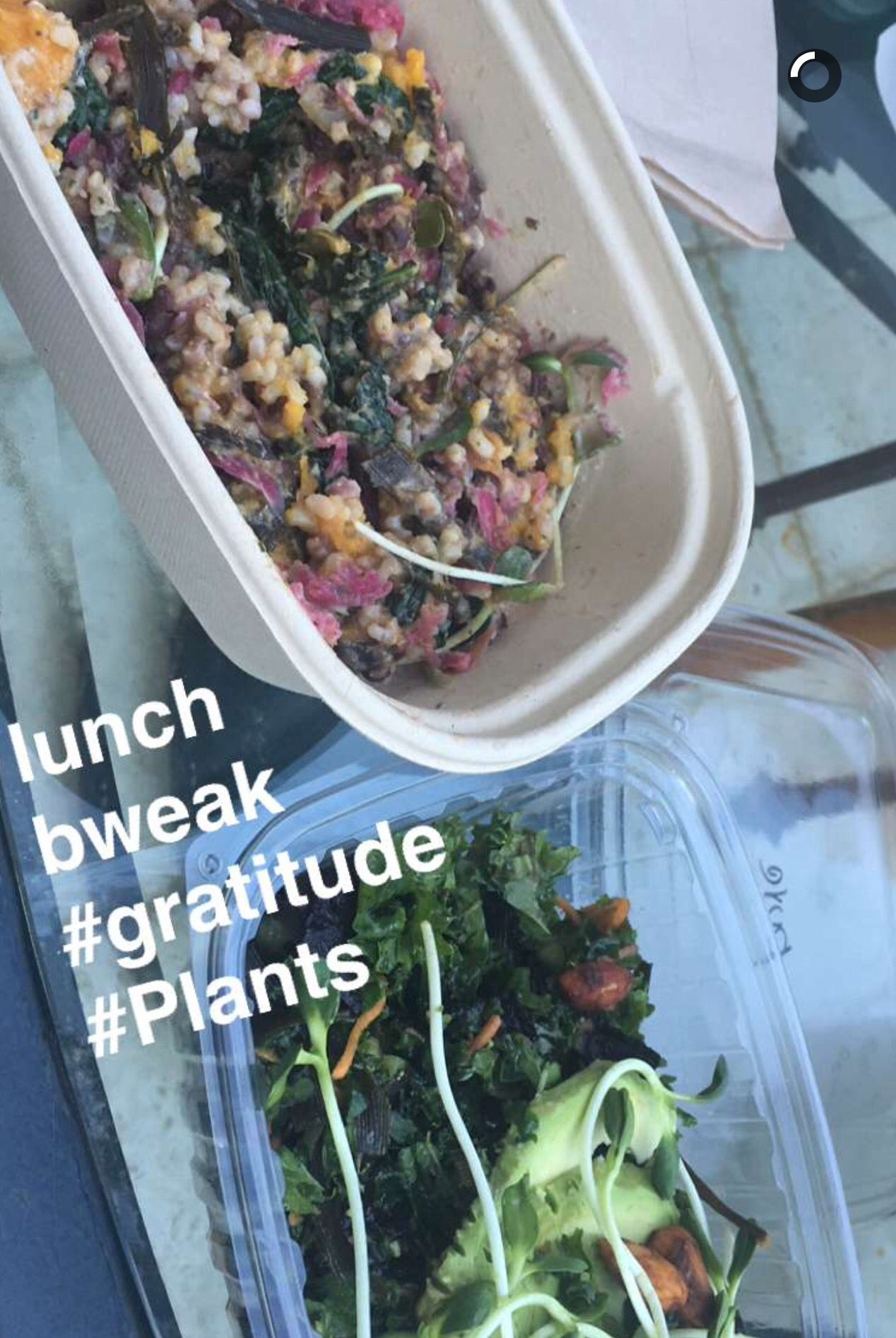 Ariana via snapchat my napchat pinterest snapchat ariana veggie meals ariana via snapchat forumfinder Gallery