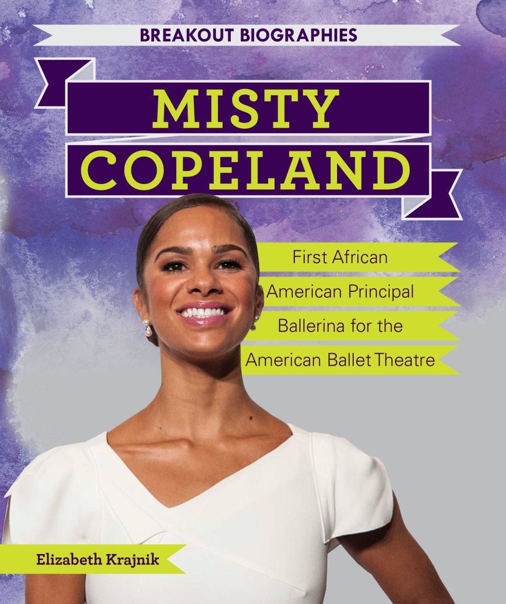 Misty Copeland Ebook