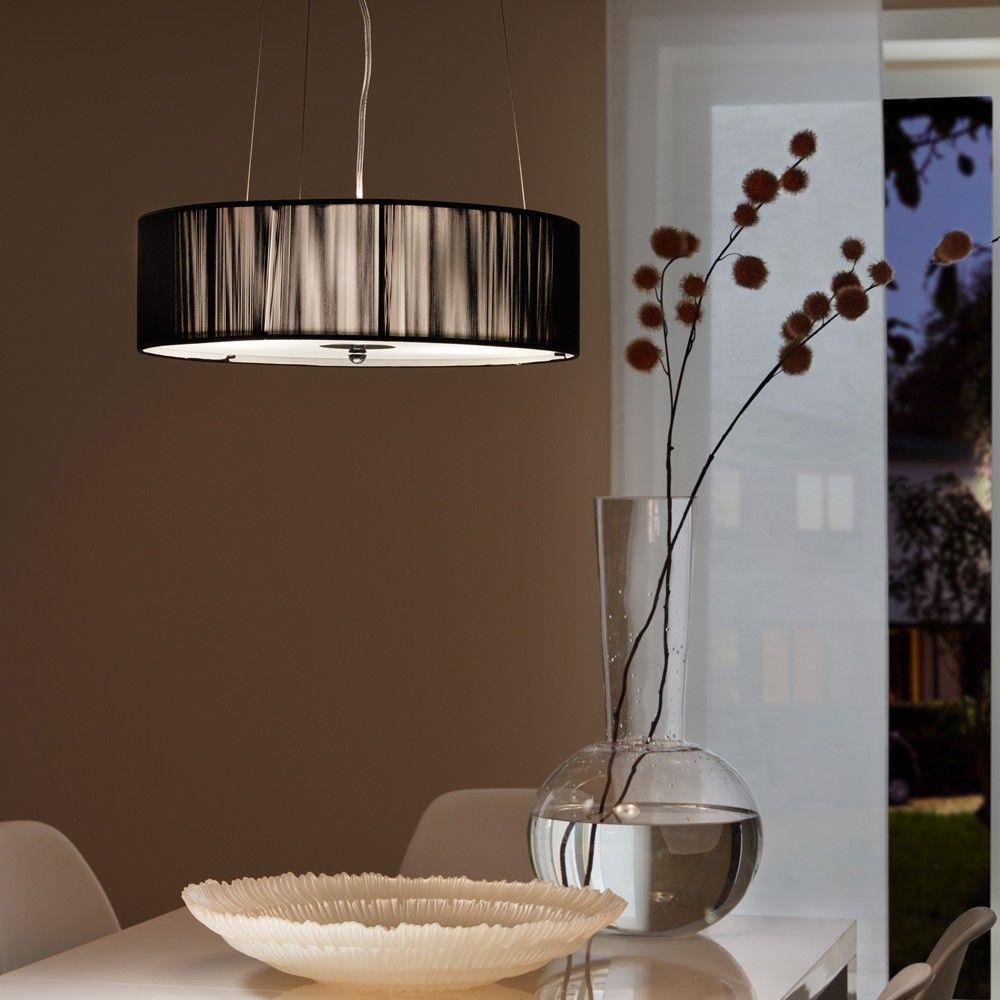 skapetze twine hngeleuchte 40 cm schwarz innenleuchten hngeleuchten - Hangeleuchten Fur Wohnzimmer