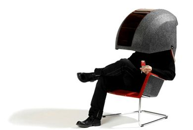 isolation furniture The Worlds Coolest fice puter Chairs