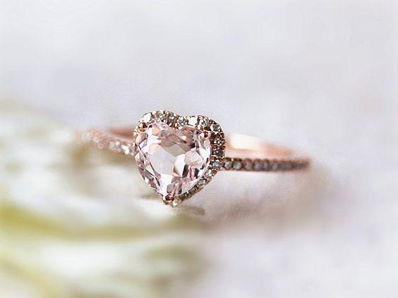Colores de anillos de compromiso según tu personalidad