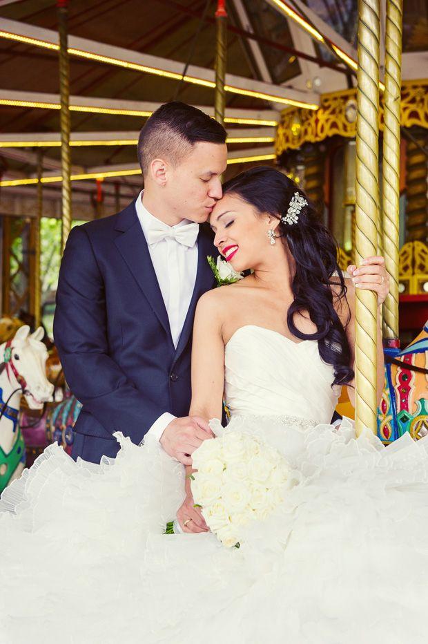 Mirror Mirror Portia Matts Modern Day Fairy Tale Wedding