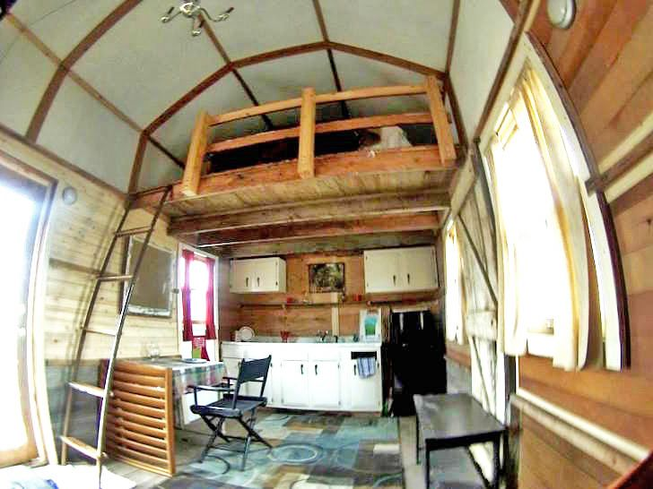 Two College Students Build A Tiny Home For Under 500 Building A