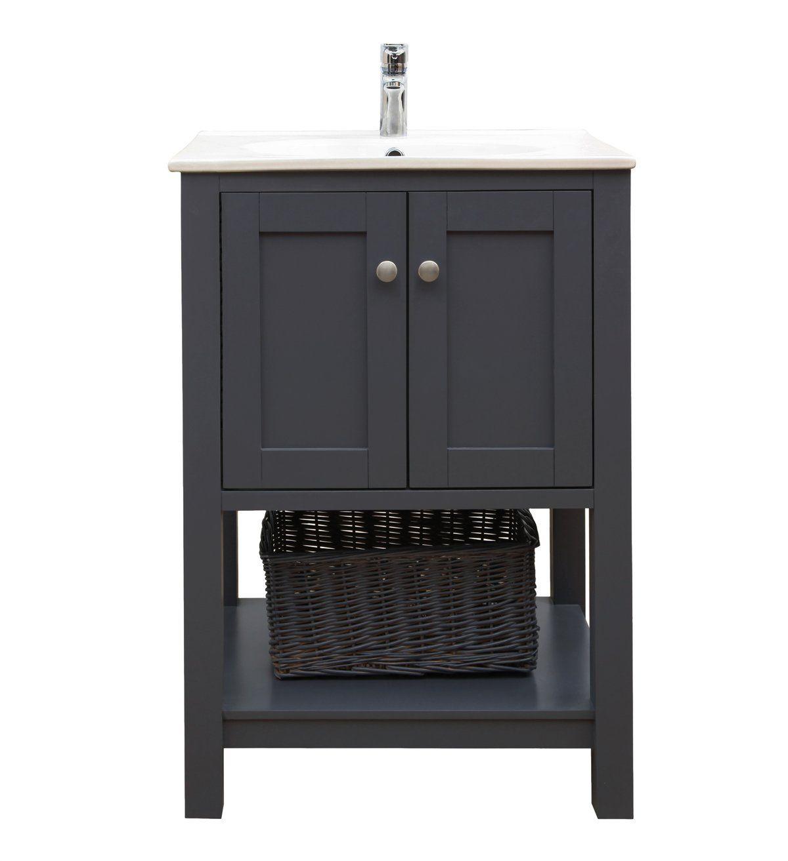 43+ 24 inch shaker bathroom vanity type