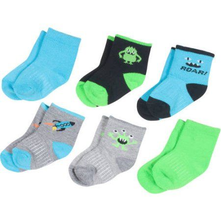 Pack of 3 The Childrens Place Boys Big 4876 Crew Socks