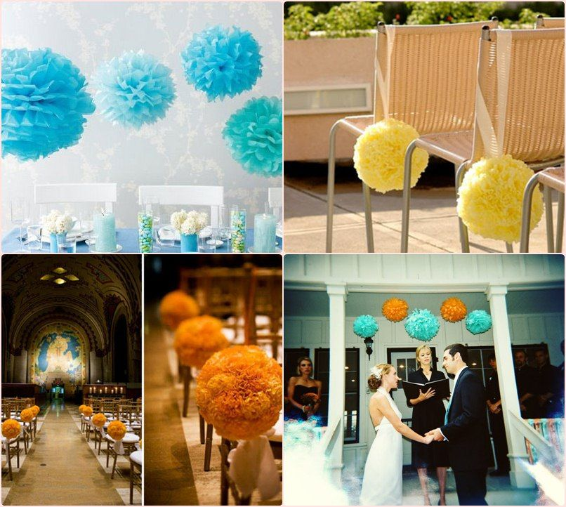 I like these i can make something very similar to these cheap easy diy wedding decoration ideas budget brides best free home design idea inspiration solutioingenieria Choice Image