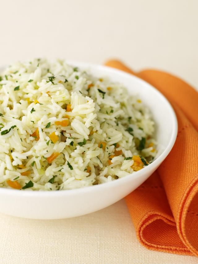 Simple Baked Pilaf Is Easy to Make and the Perfect Side Dish