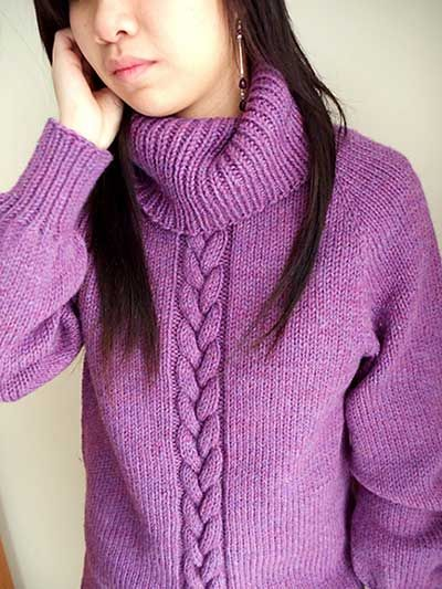 Knitting Pattern Weekend Cardigan : Cozy Weekend Sweater Knitting Pattern Download from e-PatternsCentral.com -- ...