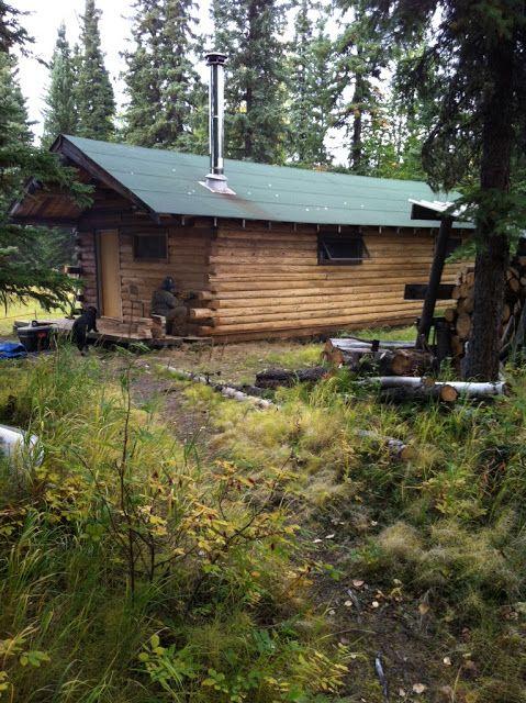 3 Sided log Alaskan cabin - Small Cabin Forum (1)