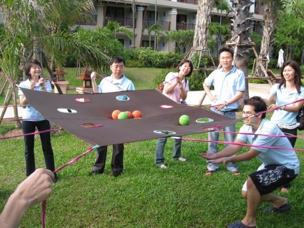 Team kennenlernen spiel