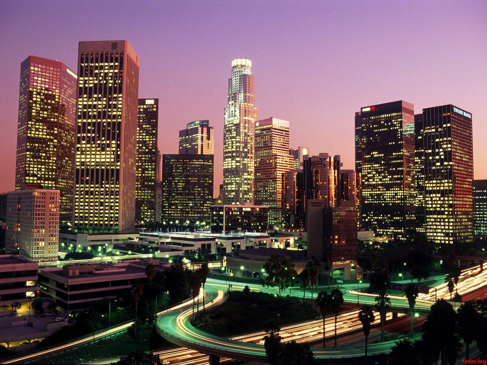 Los Angeles Wallpaper Pc