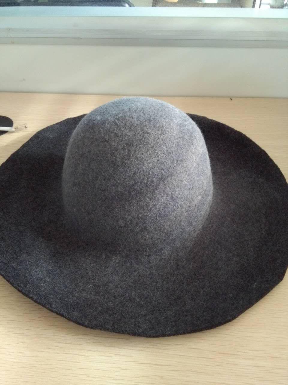 d3194fb74e3d50 Wide Brim Hat Bodies | HAT BODIES | Hats, Brim hat, Wool felt