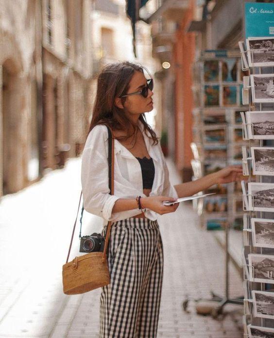 Photo of Blusa com Nó: Truque de Styling que Deixa o Look Mais Estiloso – Gabi May …