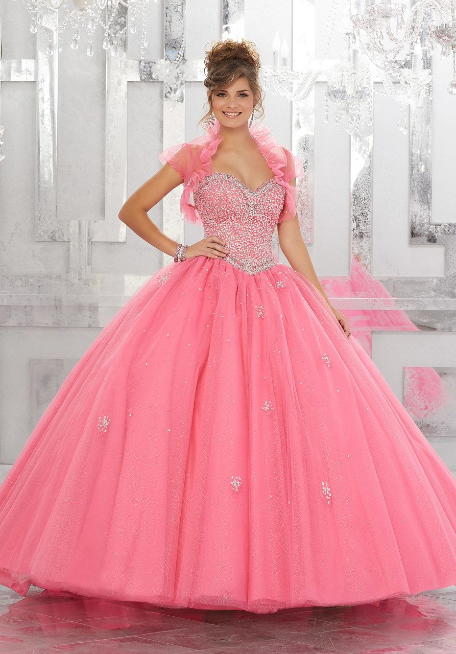 Mori Lee Vizcaya Quinceanera Dress Style 89143 | Quinceañera, Leer y ...