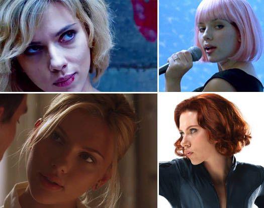 La versátil Scarlett en 5 películas - Entretenimiento