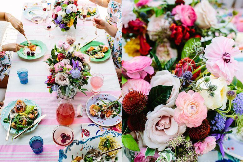 EDITORIAL | Margot Blair Floral