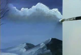 Comment Peindre Un Nuage ?