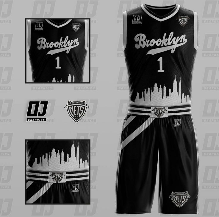Take a look at this awesome basketball uniform concept