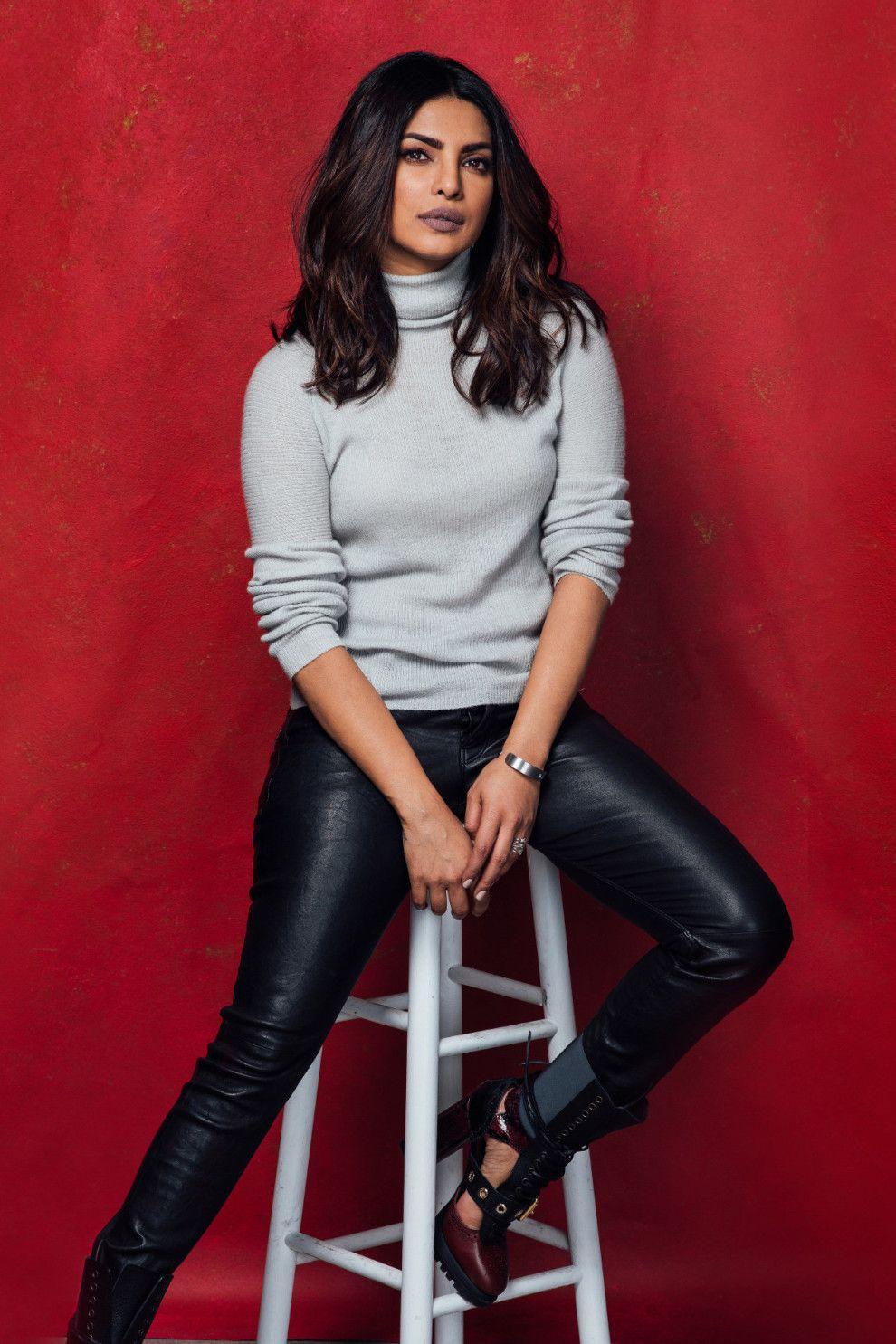 Priyanka Chopra Answers Everything You Ve Always Wanted To Know Priyanka Chopra Hair Actress Priyanka Chopra Chopra