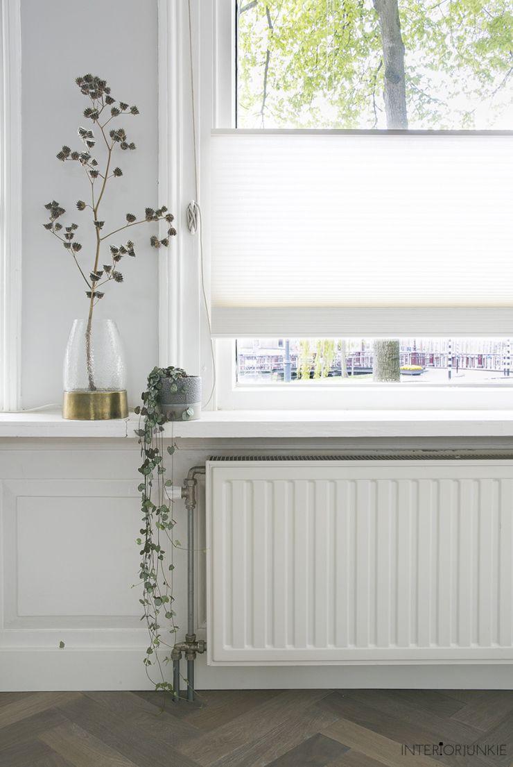 Mijn woonkamer is bijna af! De raambekleding hangt al | Pinterest ...
