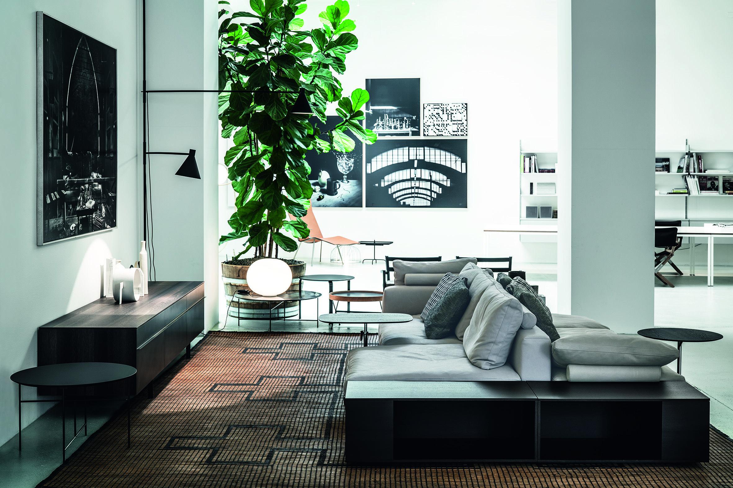 Padovano Mobili ~ Mosaïque modular sofa. design piero lissoni. in fabric or leather