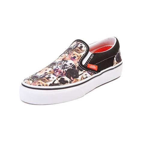 9b162c30196 Shop for Youth Vans x ASPCA Slip-On Dog Skate Shoe in Multi at Journeys