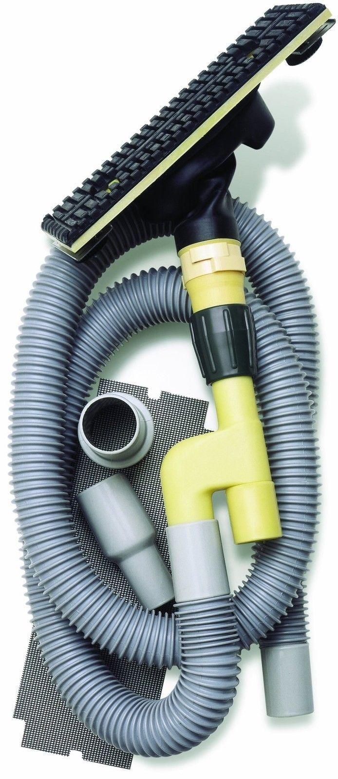 hyde tools 09170 dust free drywall vacuum sander drywall on dry wall id=82142