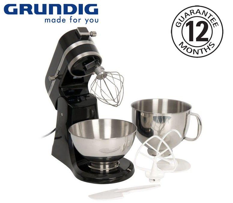 Grundig die cast stand mixer kitchen aid mixer cooking