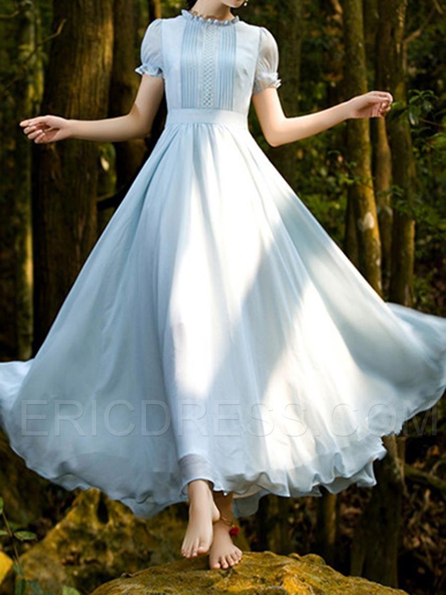 Ericdress Ladylike Maximum Style Dress Maximum Style | Clothes ...