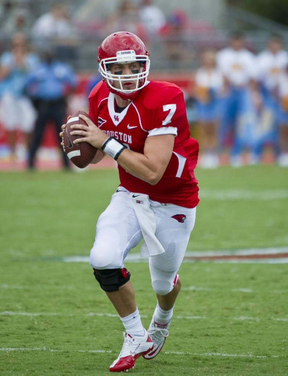 Case Keenum Texans | ... Case Keenum is signing with the Houston Texans as an undrafted free
