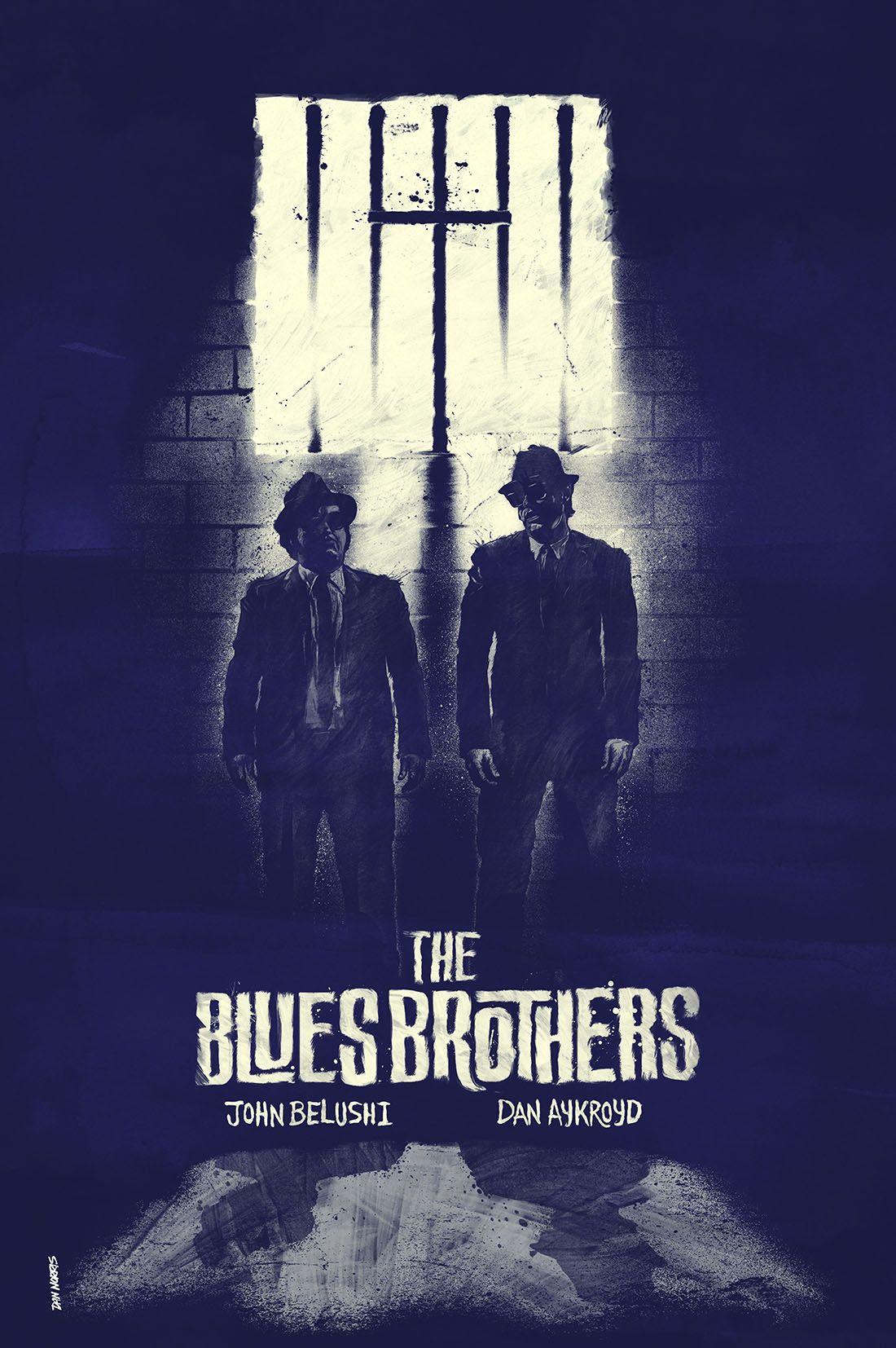 The Blues Brothers is een Amerikaanse film uit 1980 van John Landis. Dan Aykroyd en John Belushi, die met hun Blues Brothers-act faam hadden verworven in shows als Saturday Night Live, baseerden de film op deze personages.