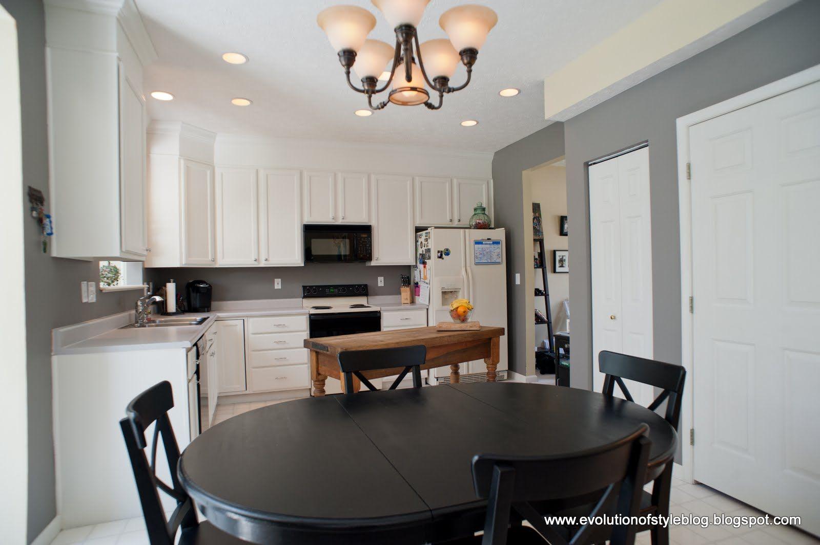 Behr Kitchen Cabinet Paint behr elephant skin | paint colors | pinterest | builder grade