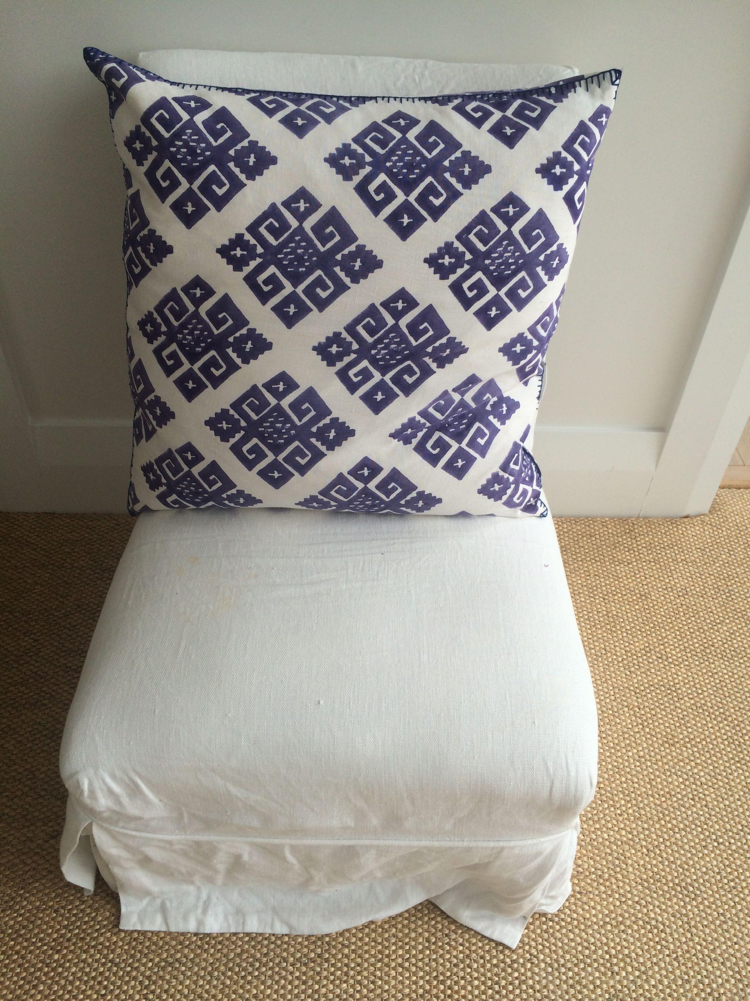 John Robshaw cushion
