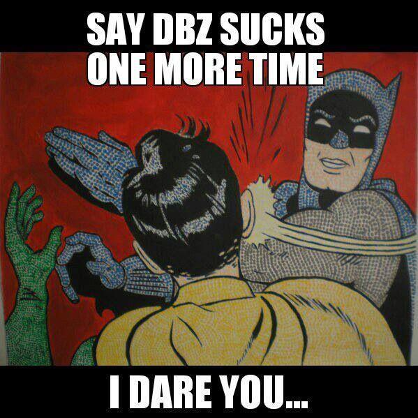 49b07bce4c1dd5ee2639244d7ec66735 dbz batman smacking robin dragon ball z pinterest dbz