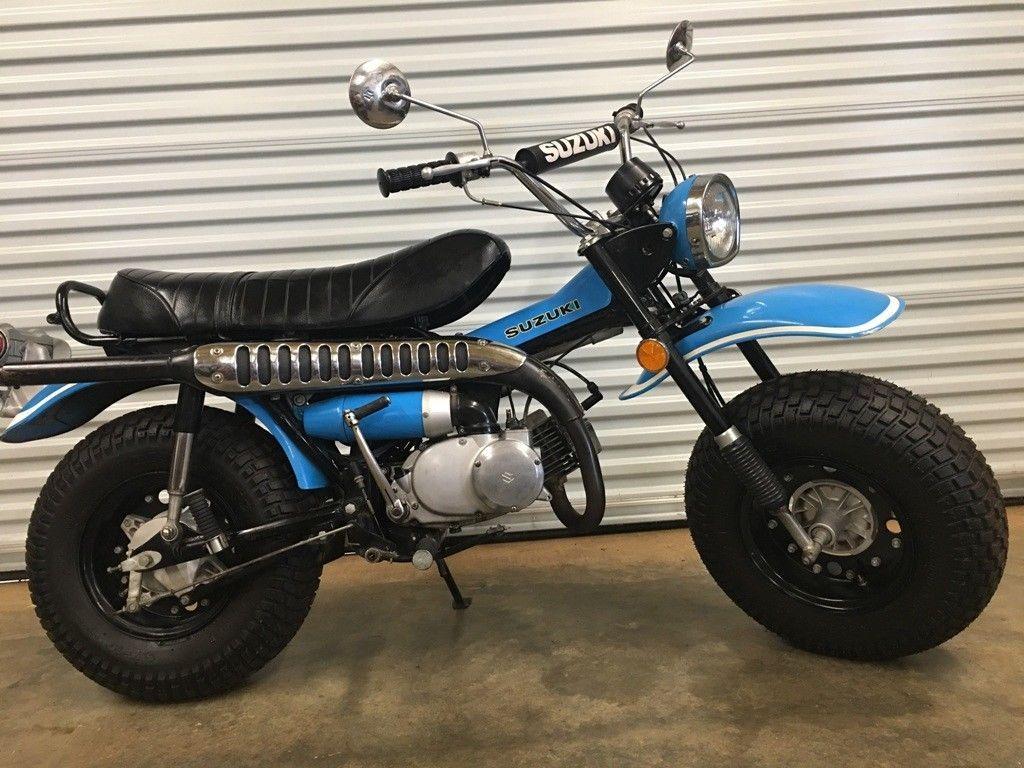 eBay: 1971 Suzuki RV-90 Vintage Suzuki RV-90 #motorcycles