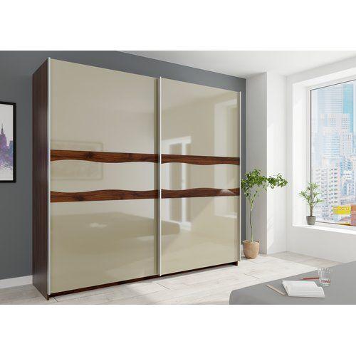 Brayden Studio Alden 2 Door Sliding Wardrobe Wardrobe Design Bedroom Bedroom Furniture Design Sliding Wardrobe