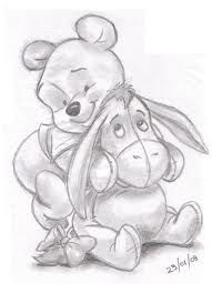 Must have this as a tattoo, lol!  winnie the pooh and eeyore - Google Search