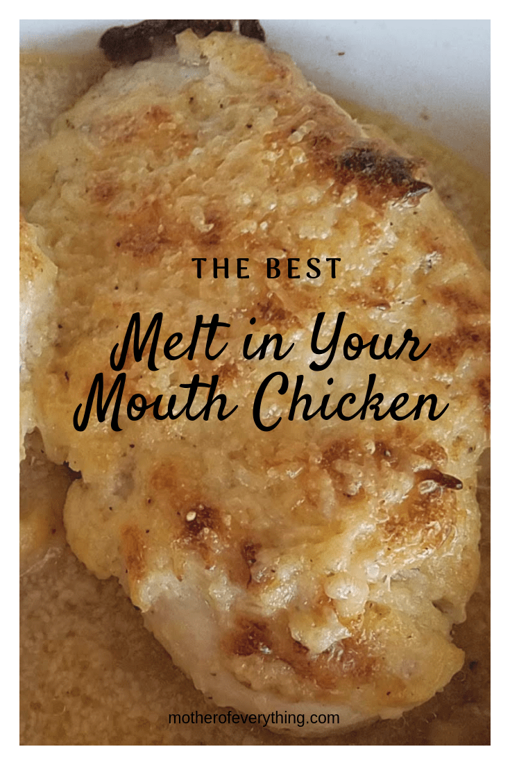 Baked Melt in Your Mouth Chicken images