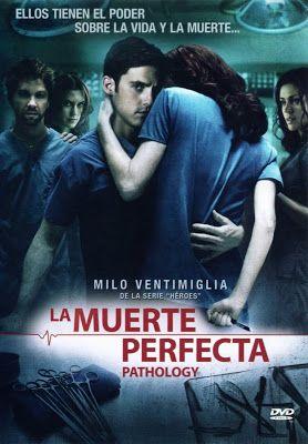 La Muerte Perfecta Ciencia Ficcion Perfecta Milo Ventimiglia