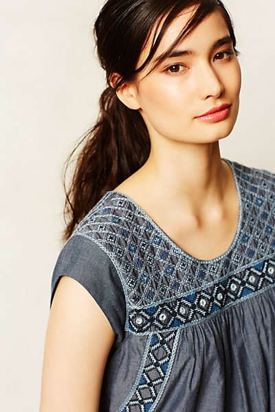 Anthropologie - Canyon Road Tunic Dress