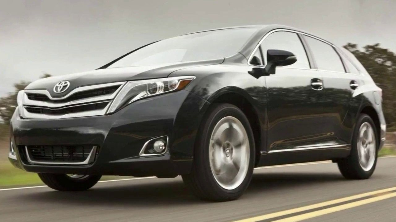 2019 Toyota Venza showcases 2 alternatives for engine types